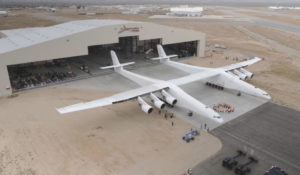 Red Box - World's Largest Plane