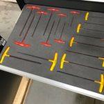 Bespoke Tool Trolley