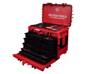 Drawer Cases with Tools